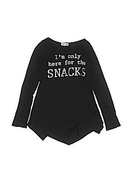 Ten Sixty Sherman Girls Long Sleeve T-Shirt Size M (Youth)