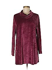 Purejill Women Pullover Sweater Size M