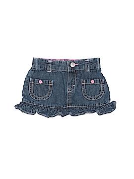 Genuine Baby From Osh Kosh Denim Skirt Size 3 mo