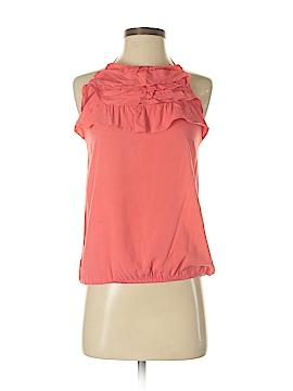Zara Basic Halter Top Size S