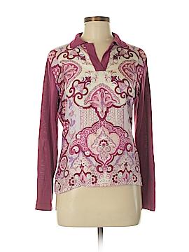 ETRO Long Sleeve Blouse Size 42 (IT)
