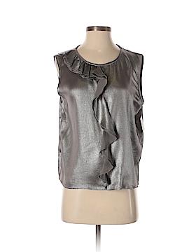 ETRO Sleeveless Silk Top Size 44 (IT)
