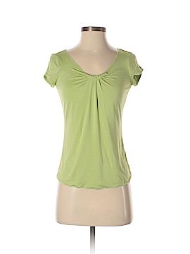 Armani Collezioni Short Sleeve Top Size 4