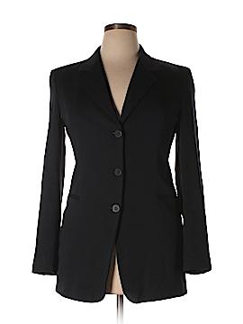 Donna Karan Collection Wool Blazer Size 12