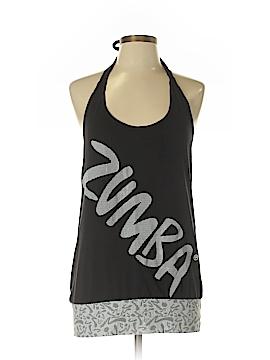 Zumba Wear Halter Top Size Lg - XL