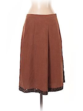 Kate Hill Silk Skirt Size 4