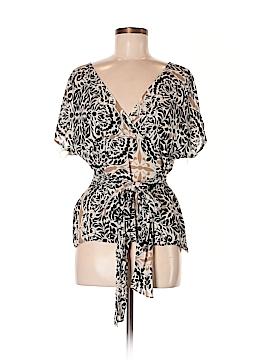 Odille Short Sleeve Blouse Size 8