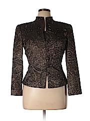 Carmen Marc Valvo Women Blazer Size 12