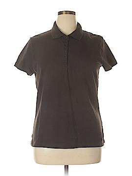 Basic Editions Short Sleeve Polo Size XL