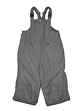 Lands' End Snow Pants With Bib Size 12 (Husky)