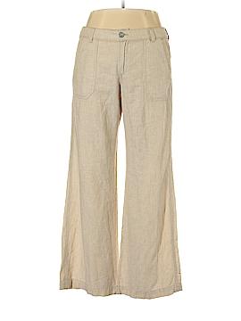 Pilcro and The Letterpress Linen Pants Size 12