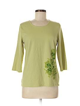 D&Co. 3/4 Sleeve T-Shirt Size S