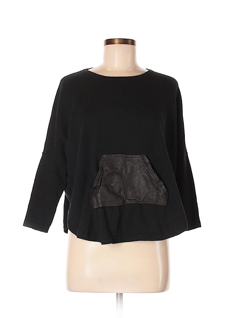 La Fee Verte Women Pullover Sweater Size L