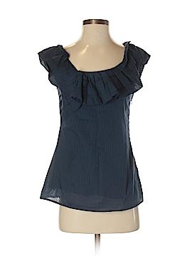 Baraschi Short Sleeve Blouse Size 2