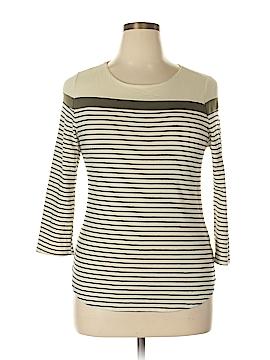 Monteau 3/4 Sleeve T-Shirt Size XL
