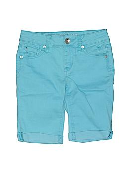 Justice Jeans Denim Shorts Size 12 (Slim)