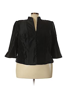 Carmen Marc Valvo Jacket Size 24 (Plus)