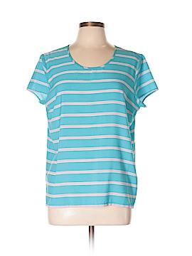 Kenar Short Sleeve Blouse Size L