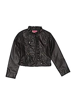 Dollhouse Faux Leather Jacket Size 5 - 6