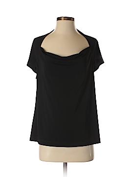 St. John Short Sleeve Blouse Size 12