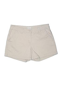 Halogen Khaki Shorts Size 4