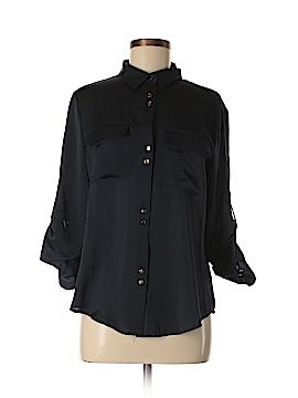 Ivanka Trump Long Sleeve Blouse Size M