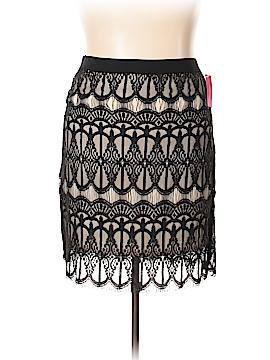 Xhilaration Casual Skirt Size XXL (Tall)