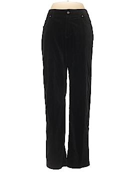 Liz Claiborne Velour Pants Size 8