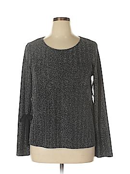 Karen Kane Long Sleeve Top Size XL