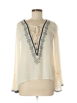 Taylor & Sage Long Sleeve Blouse Size XS