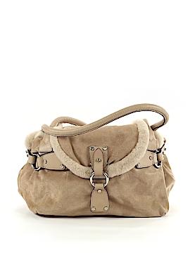 Max Mara Leather Shoulder Bag One Size