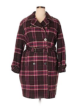 Elisabeth Wool Coat Size 1X (Plus)
