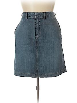 Covington Denim Skirt Size 16