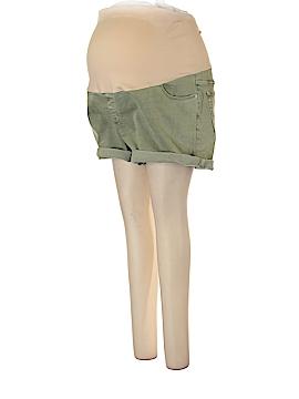 Liz Lange Maternity Denim Shorts Size XXL (Maternity)