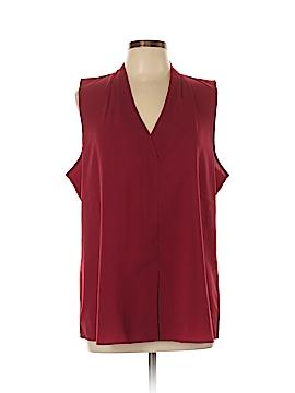 Van Heusen Studio Sleeveless Blouse Size XL
