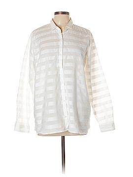 Gap Long Sleeve Button-Down Shirt Size XL