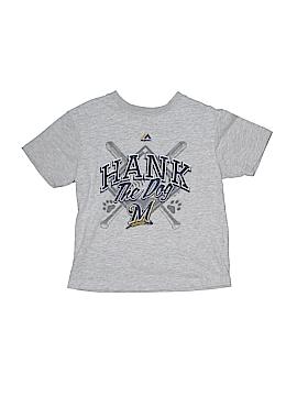Majestic Short Sleeve T-Shirt Size 7