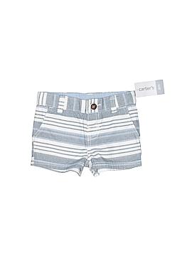 Carter's Khaki Shorts Size 6 mo