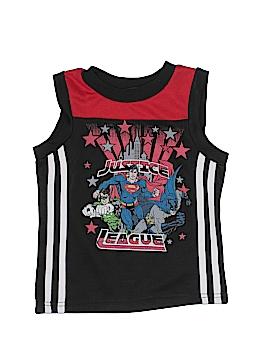 Justice League Tank Top Size 3T