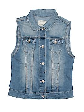 Zara Denim Vest Size 13 - 14