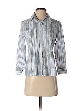 Vince. 3/4 Sleeve Button-Down Shirt Size 2