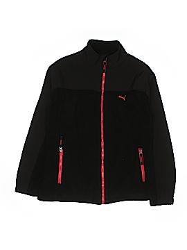 Puma Fleece Jacket Size M (Youth)
