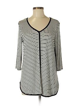 Bobeau 3/4 Sleeve T-Shirt Size M