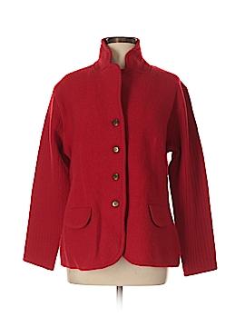 Susan Bristol Wool Coat Size L