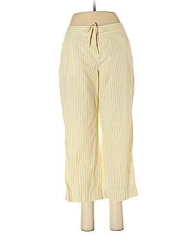 So Blue Sigrid Olsen Casual Pants Size 6 (Petite)