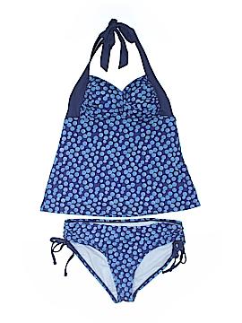 Ann Taylor LOFT Two Piece Swimsuit Size XS