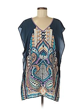 Glam Short Sleeve Blouse Size M