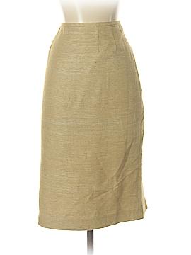Kasper Silk Skirt Size 6