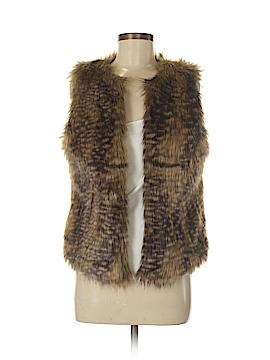 Mossimo Supply Co. Faux Fur Vest Size M
