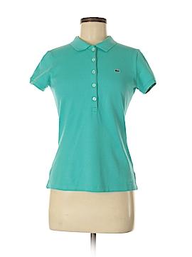 Lacoste Short Sleeve Polo Size 40